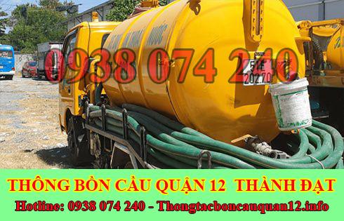 Số điện thoại hút hầm cầu Thành Đạt giá rẻ 200k gọi 0938074240
