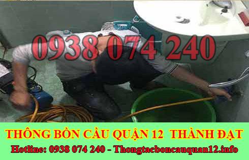 Số điện thoại thông bồn cầu Thành Đạt giá rẻ 150k gọi 0938074240